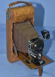 Ansco usa no.1 readyset royal folding camera