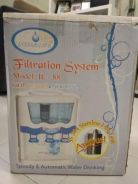 Water Filter & Dispenser.