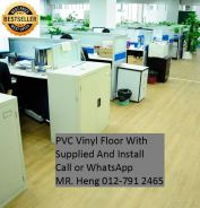 Ultimate PVC Vinyl Floor - With Install h89j
