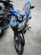 Yamaha Laganda 115z fuel injection (2014)