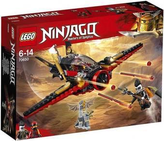 LEGO Ninjago 70650 - Destiny's Wing