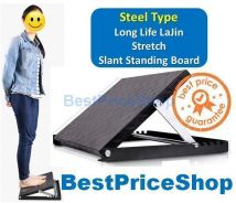 BPS Adjustable Lajin Slant Stretching Board Iron