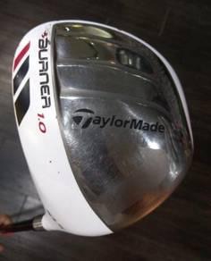 Taylormade Golf Burner 1.0 Driver 10.5* R-Flex RH