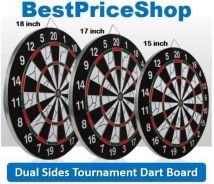 BPS Dual Sides Professional Tournament Dartboard