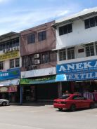3 Storey Shophouse for Sale at Prime Location Area at Jalan Satok