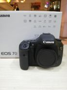 Canon eos 7d body (sc 9k only) 99% new