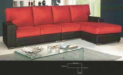 Contain l-shape sofa-8942