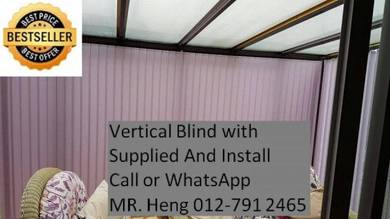 HOTSelling office Vertical Blind 34g43