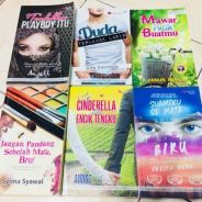 Novel Murah/ Novel Preloved