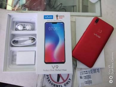 Vivo v9 red limited
