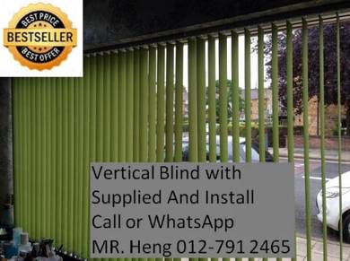 BestSeller Vertical Blind - With Install 43gg4