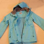 Woman Windbreaker Hiking Jacket