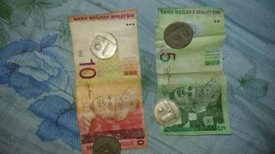 Sapa ada duit lama RM510 Zaman Gabenor Zeti Aziz.