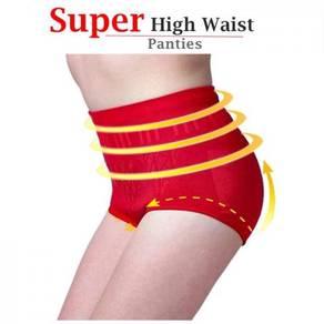 2pcs Super High Waist Panties ( 10-179-01 )