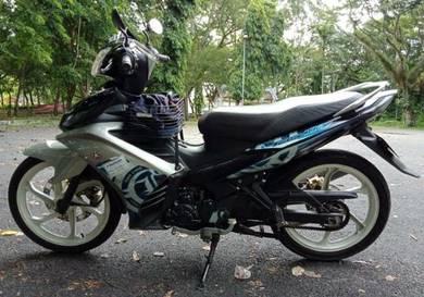 Yamaha 135lc 5s class
