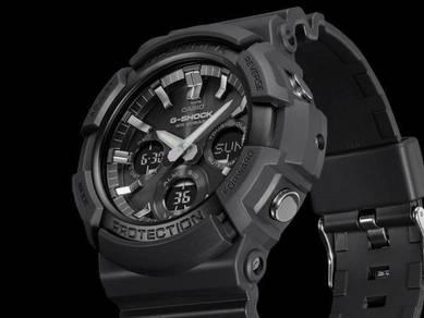 Watch - Casio G SHOCK SOLAR GAS100B-1 - ORIGINAL