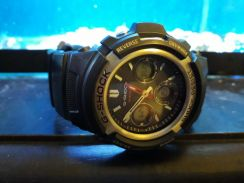 G-Shock AWR-M100 Tough Solar