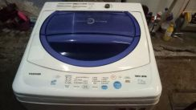 Washer Mesin basuh Washing machine Toshiba 7.2kg