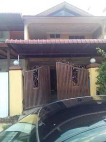 Double storey Puteri Wangsa Full Renovasi