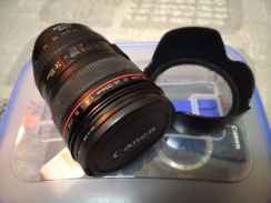 Canon EF 24-105mm f/4 L IS Lens