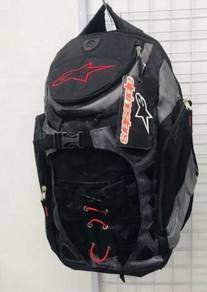 Alpinestar bag backpack motorcycle riding bag