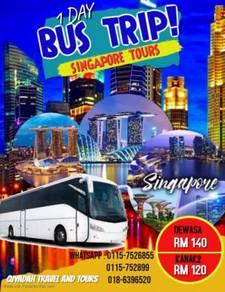 1 day singapore tour