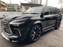 Recon Lexus LX 570 for sale