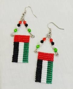 Handmade United Arab Emirates Earrings