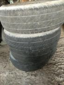 Tyre 16inch dunlop