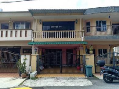 RENOVATED Terrace 16x60 Taman Ampang Indah facing open (Rumah Teres)