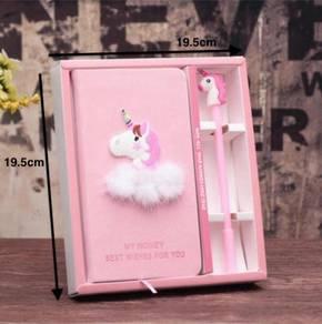 Unicorn Book Set (KG 107-UNCN)