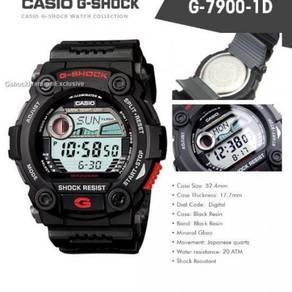 [TOP GSHOCK]Exclusive G-Shock G-7900-1DR Mat Moto
