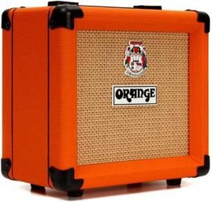 Orange PPC108 20-watt 1x8 Speaker Cabinet