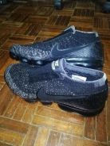 Nike Vapourmax Black & Grey