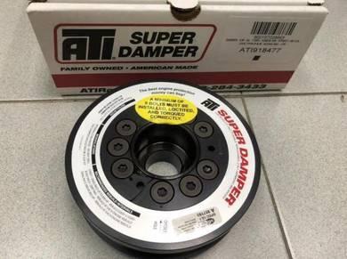 ATI Super Damper Pulley Honda FD2 DC5 FN2 CL7 EP3