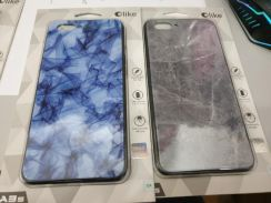 OPPO A3S Casing with tempered glass
