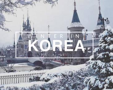 Tripfez | PAKEJ MUSIM SEJUK DEC 2019 KOREA