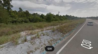 Matang main road land