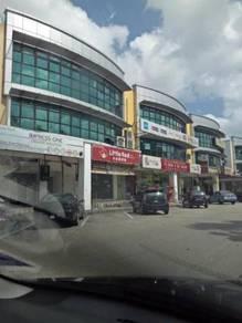 Tmn Desa Cemerlang 3 Storey Shop Lot For Sale