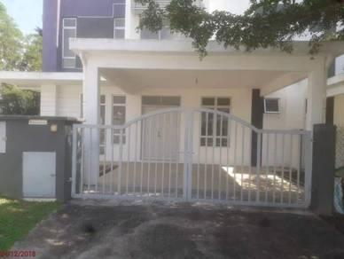 NEW! Near toll Double Storey Semi D Citrina 4 rooms 4 baths