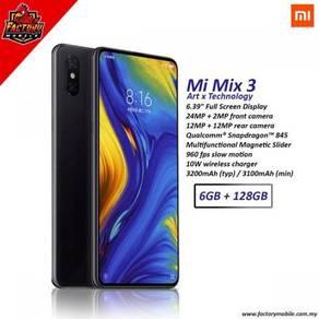 Xiaomi Mi Mix 3 [6GB Ram 128GB Rom] My Set