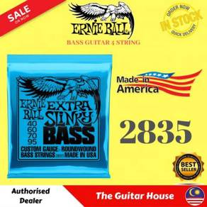 Ernie Ball 2835 Extra Slinky Electric Bass Strings