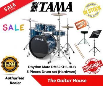 Tama Rhythm Mate RM52KH6-HLB 5 Pieces Drum set,HLB