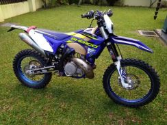 Sherco SE-R 300 Factory 2016, registered
