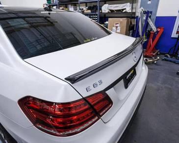 Mercedes E Class E63 W212 AMG CF Spoiler