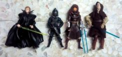 Lot L25A. Loose 3.75 inch Star Wars Figures
