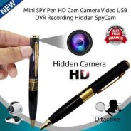 Mini Camera Pen Hidden FULL HD