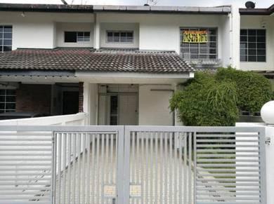 Wangsa Baiduri 2 Double Storey 20x80 Subang Jaya fully renovated