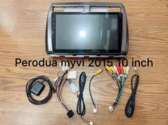 PERODUA MYCI ICON 10 inch android player CBC