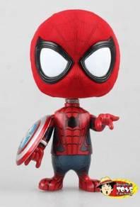 Very Q Spider-Man (Shaking Head) 1